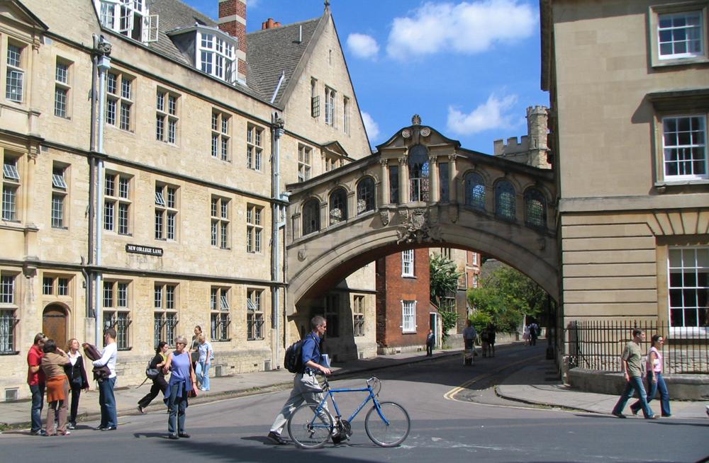 Oxford - Bridge of Sighs
