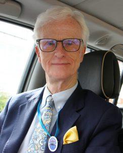 Peter in 2021