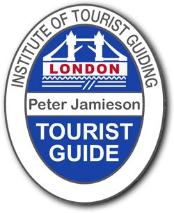 london blue badge
